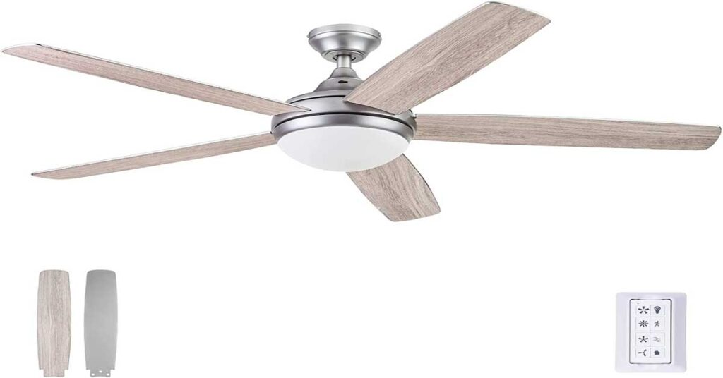 Prominence Home 51630-01 Ashby Ceiling Fan.