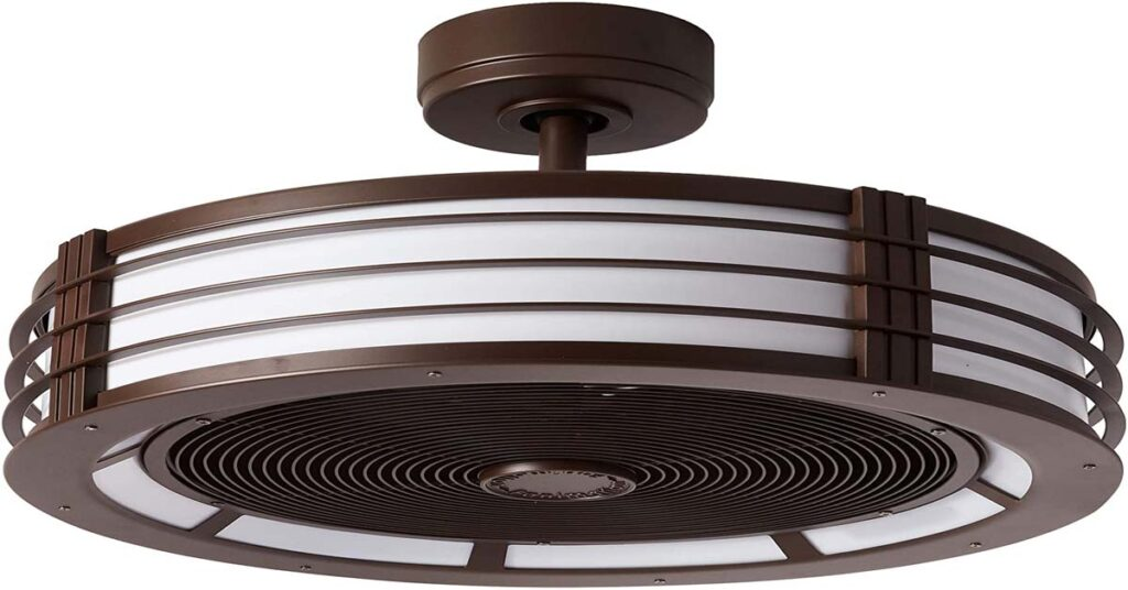 Fanimation FP7964BOB The Beckwith Ceiling Fan.